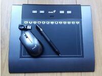 2x Design/Graphics Tablets (£15 & £30)