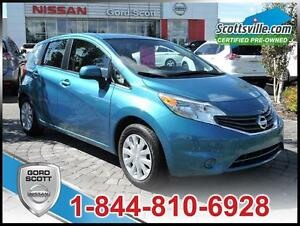 2014 Nissan Versa Note SV, CVT, Cloth, Sat Radio, iPod USB