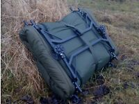 BASE CAMP SLEEP SYSTEM WITH LAYFLAT BEDCHAIR AND TWIN LAYER SLEEPING BAGS BRAND NEW FREE DELIVERY