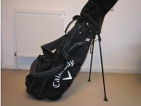CALLAWAY HL2 STAND GOLF BAG GREAT CONDITION HARDLY USED WITH HEAD COVER