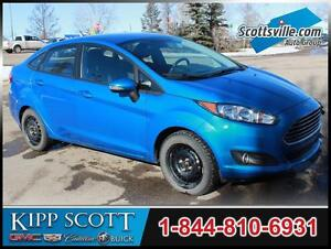 2014 Ford Fiesta SE Sport, Cloth, Spoiler, Power Locks/Windows