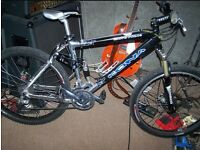 Kona dowg mountain bike
