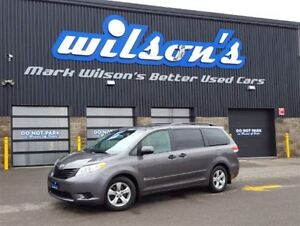 2014 Toyota Sienna 7-PASS! QUAD CAPTAINS! NEW BRAKES! REAR A/C!