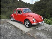 1982 vw beetle