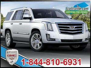 2016 Cadillac Escalade Premium, Leather, Nav, 1 Owner, Sunroof