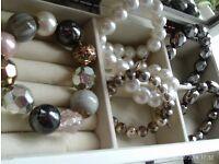 6 bead bangles