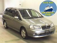 2000 Nissan Quest REAL 1,891 KMs! PRE-ARRIVAL OFFER