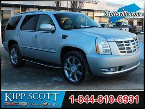 2014 Cadillac Escalade Luxury, Leather, Sunroof, Nav, DVD, Clean