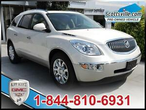 2011 Buick Enclave CXL, Leather, Sunroof, 7 Passenger