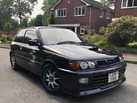 TOYOTA STARLET EP82 GT TURBO FRESH IMPORT PRIVATE REG**LOW MILES POCKET ROCKET**