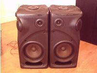 Sonic Cone Speakers for sale!! only 10 Pound!!!
