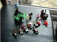 MERLIN MAGICIAN LEGO