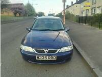 Vauxhall Vectra Automatic For Swap or Sale.