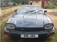 Jaquar XJS V12 classic car
