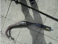 Honda nsr 125 arrow exhaust