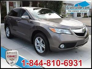 2013 Acura RDX Tech Pkg., Premium Sound, Sunroof, Power Liftgate