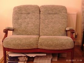 Well groomed, Slightly used , 2 seat Sofa for Sale!!!