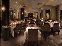 Pastry Commis Chef, Kai Mayfair - Good Life Balance - Michelin starred restaurant London.