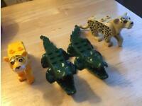 Lego Animal Figures (Four)