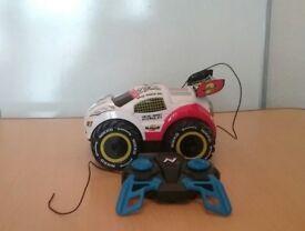 Nikko Nano Vaporizr 2 RC Radio Control Car Red Kids Toy