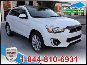 2015 Mitsubishi RVR GT Premium & Nav Package, Leather, 1 Owner