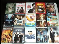 DVD collection 40 approx buyer must collect