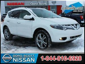 2013 Nissan Murano LE AWD, Leather, Sunroof, Power Tailgate