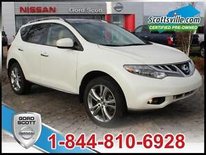 2013 Nissan Murano LE AWD, Leather, Sunroof, Nav, Power Tailgate