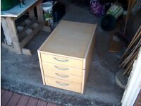 IKEA fling cabinet with lock and key