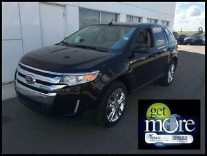 2013 Ford Edge SEL AWD and Leather $171.50 b/weekly.