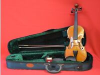 Stentor Student Standard 1/2 Size Violin Outfit £45