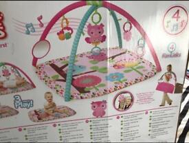 Pink Playpen