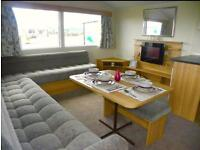 Luxury Static CAravan At Sandylands Holiday Park West Coast Of Scotland Near Craig Tara