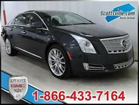 2014 CADILLAC XTS PLATINUM COLLECTION AWD, LEATHER, NAV, LOADED