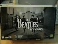 The Beatles Xbox360 band set