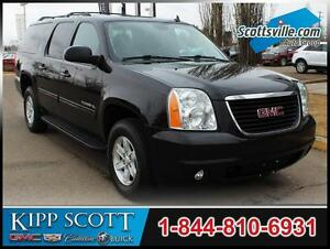 2013 GMC Yukon XL SLT, 8 Pass, Leather, Sunroof, Remote Start