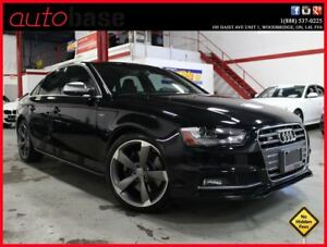 2016 Audi S4 TECHNIK PLUS SPORT DIFFERENTIAL CLEAN CARPROOF