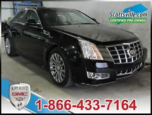 2013 Cadillac CTS Performance Collection, Nav, Premium Audio