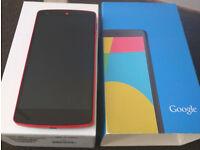 LG Nexus 5 32GB - Unlocked for any network