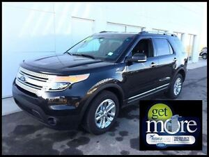 2015 Ford Explorer XLT 4X4 Navigation BLIS and more!! Edmonton Edmonton Area image 1