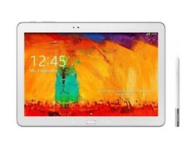Samsung tablet note-white-16GB- WiFi-Edition SM-P600-Screen size 10.1 inch