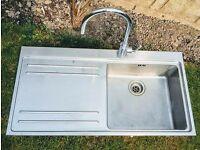 FRANKE Sink & Tap