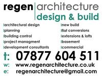Regen Architecture- Complete Design & Build Service, architect, planning, building regulation etc