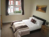 Big Double room to share in big two bedroom flat included all bills with WiFi in Southall
