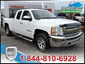 2013 Chevrolet Silverado 1500 LS Cheyenne, Cloth, HD Towing