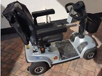 Invacare Leo Mobility Scooter - Showroom condition, never used