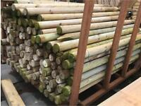Round & Square Fence Posts