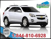 2012 Chevrolet Equinox 2LT AWD, Leather, Chrome, Power Liftgate