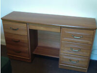 LARGE DRESSING TABLE. 2 PERSON PICK UP WITH VAN NEEDED.