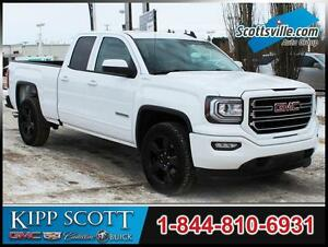 2016 GMC Sierra 1500 WT Elevation, Custom Leather,Spray Bedliner